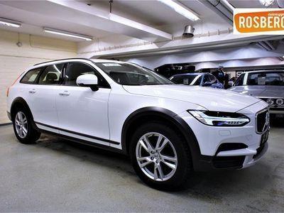 käytetty Volvo V90 CC D4 AWD ***Adaptiivinen vakkari, On Call, Webasto***
