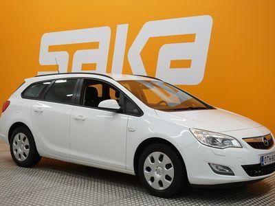 käytetty Opel Astra Sports Tourer Enjoy 1,4 Turbo ecoFLEX Start/Stop 103kW MT6 ** Suomi-auto / Vakkari / Lämmitettävä ratti / Loh...