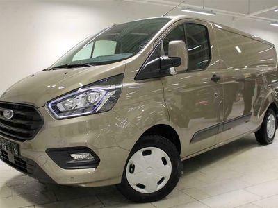 käytetty Ford Custom Transit320 2,0TDCi 130 hv A6 Etuveto Trend Van N1 L2H1 - Nyt 5000€:n S-Bonuskirjaus! -
