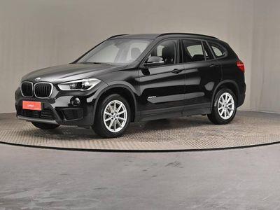 käytetty BMW X1 xDrive18d A Business -Webasto, Koukku, Navi-