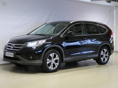 käytetty Honda CR-V Lifestyle Business AT