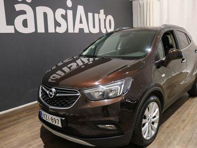 käytetty Opel Mokka X Innovation 1,4 Turbo ECOTEC 103kW AT6 **** LänsiAuto Safe -sopimus hintaan 590e ****