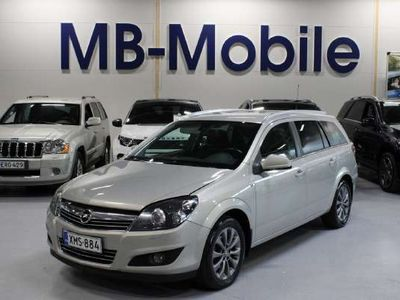 käytetty Opel Astra Wagon Ultimate 1,6 Ecotec 85kW MT5 /