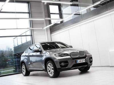 käytetty BMW X6 40d xDrive E71 Aut