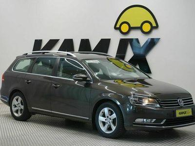 käytetty VW Passat Variant Comfortline 2,0 TDI 103 kW BMT 4MOTION / Tulossa myyntiin / Webasto / Lohkolämmitin / Lämmitettävä tuulilasi