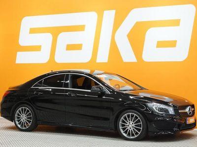 käytetty Mercedes CLA250 4Matic A Premium Business AMG-Styling ** Harman/Kardon -äänentoisto / Sport-istuimet / Peruutusk