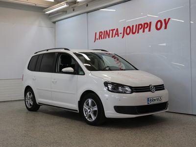 käytetty VW Touran Comfortline 1,4 TSI 103 kW (140 hv) DSG-automaatti *** J. autoturva saatavilla, J. kotiintoimitus
