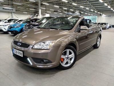 käytetty Ford Focus FocusCC Trend 1.6 #hyvin pidetty #siisti #avoauto ympärivuotiseen käyttöön