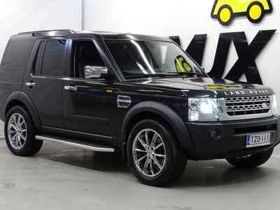 käytetty Land Rover Discovery 3 DiscoveryFarmari (AC) 4ov 2720cm3 A