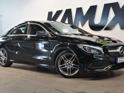 käytetty Mercedes CLA180 AMG Sky Premium 122hv