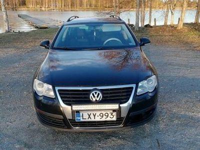 used VW Passat 1.9 TDi Farkku