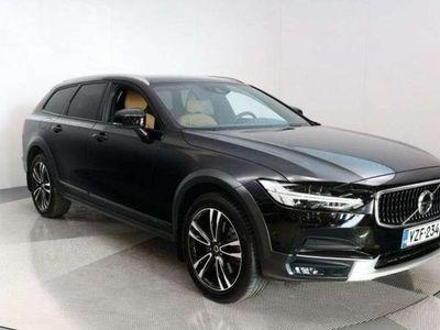 käytetty Volvo V90 CC T5 AWD Business Pro Automaatti + Navigointi + Sähkökontti + Vetokoukku + 360*Kamera ++