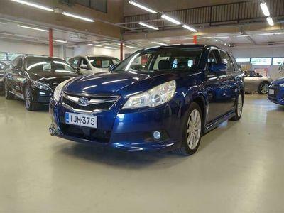 käytetty Subaru Legacy 2,5i STW VA CVT *NELIVETO/ Vetokoukku*
