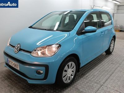 käytetty VW up! up! move1,0 55 kW (75 hv)