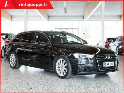 käytetty Audi A6 Avant 3,0 V6 TDI 200 kW quattro S tronic *** J. kotiintoimitus