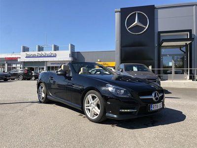 käytetty Mercedes SLK250 CDI BE ** AMG -paketti / ILS / Harman/Kardon **