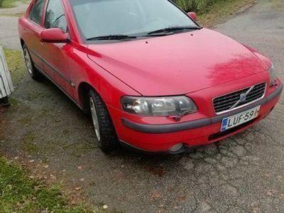 käytetty Volvo S60 2.4 140hv