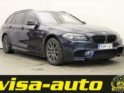 käytetty BMW 535 D Sport A F11 Touring panorama, comfort nappa