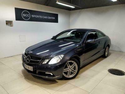 käytetty Mercedes E250 CGI BE Coupé A, Bi-Xenon, Cruise, Osanahkaverhoilu, 204hv