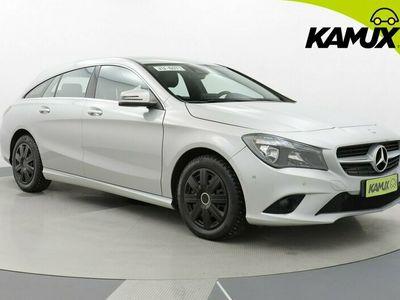 käytetty Mercedes CLA180 Shooting Brake / Tulossa myyntiin / Vetokoukku / Navi / Liikennemerkkien tunnistus /