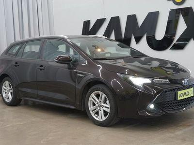 käytetty Toyota Corolla Touring Sports 1,8 Hybrid / LED Ajovalot / BT Audio / Kaistavahti /