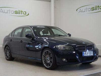käytetty BMW 325 D LCI E90 BUSINESS COMFORT AUTOMATIC, NAHAT + XENON ++. Myös vaihto ja rahoitus, jopa ilman käsiraha