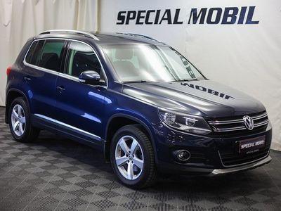 used VW Tiguan Sport & Style 2,0 TDI 130 kW (177 hv) BlueMotion Technology 4MOTION DSG-aut