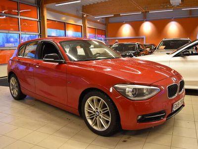 käytetty BMW 116 F20 TwinPower Turbo A Business Sport Line