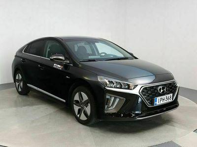 käytetty Hyundai Ioniq Hybrid 1,6 hybrid 141 hv 6-DCT Style MY20