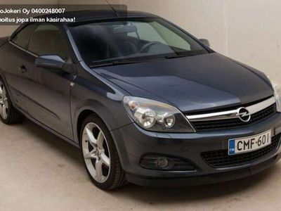 käytetty Opel Astra Cabriolet 2.0 Turbo Cosmo TwinTop
