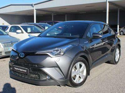 käytetty Toyota C-HR 1,8 Hybrid Premium Edition