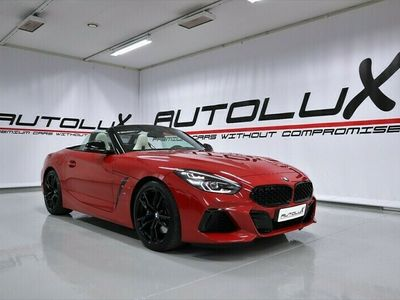 käytetty BMW Z4 Z4 - G29M40i - Kaikki tehdaslisävarusteet - M-Sport - Individual - H&K - *Alk. 646,41€ / kk tai 76 900€ -