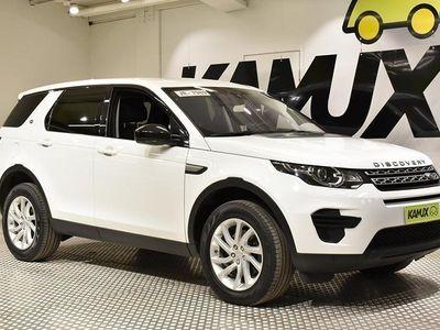 käytetty Land Rover Discovery Sport 2.0 TD4 4WD Aut 150hv **UPEA VÄHÄN AJETTU NELIVETO! HYVÄT VARUSTEET!**