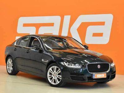 käytetty Jaguar XE 20d AWD Prestige Business Aut ** Navi / Keyless / HUD / P-Kamera **