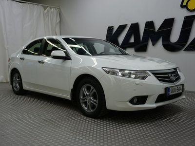 käytetty Honda Accord 4D DSL 2,2 i-DTEC Lifestyle Business AT / Koukku / Xenon / Vakkari / Premium Audio