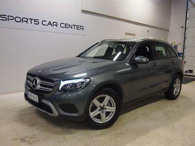 käytetty Mercedes GLC220 d 4Matic A, Led valot, Navigointi, Tehdaskoukku, Nahkasisusta