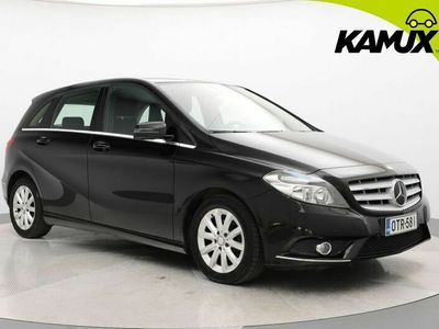 käytetty Mercedes B180 CDI BE A Premium Business // Juuri huollettu / Vakkari / Bluetooth //