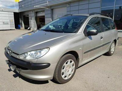 käytetty Peugeot 206 SW Trendy 1,4**Näppärä farmari**