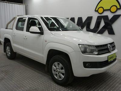 käytetty VW Amarok 2,0 TDI 120kW 4MOTION / koukku / merkkiliikkeen huoltokirja / 2xrenkaat /