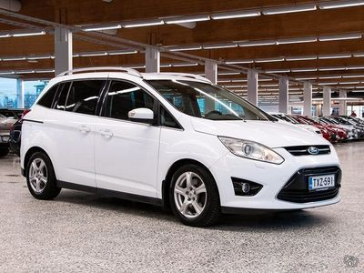käytetty Ford Grand C-Max 2,0 TDCi 163 hv PowerShift autom. Titanium A6 5-ovinen