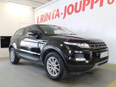 käytetty Land Rover Range Rover evoque Coupe 2,2 eD4 Pure - Xenonvalot - Sähköpenkit - Hieno!!! -