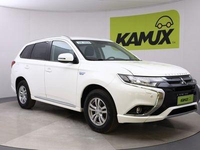 käytetty Mitsubishi Outlander P-HEV 2.0 Hybrid 4WD CVT, 203hk