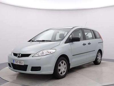 käytetty Mazda 5 MPV 1,8 Classic5 Business 5MT 5d #ISOFIX #ILMASTOINTI #VAKIONOPEUDENSÄÄDIN