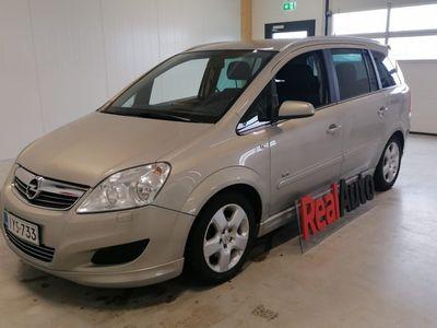 käytetty Opel Zafira 1.9CDTI 120HV OPC-LINE 7-HENGEN *RAHOITUS JOPA ILMAN KÄSIRAHAA*