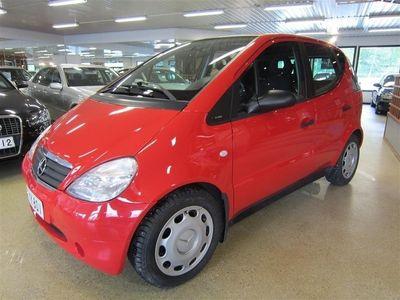 käytetty Mercedes A160 ACDI -01