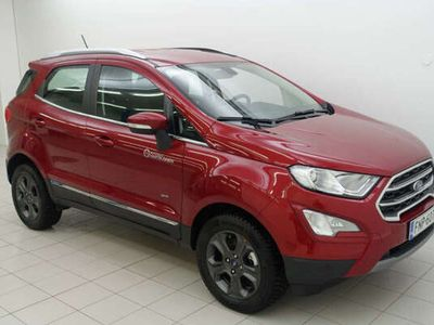 käytetty Ford Ecosport 1,5 TDCi EcoBlue 125hv AWD Titanium **BLACK FRIDAY**