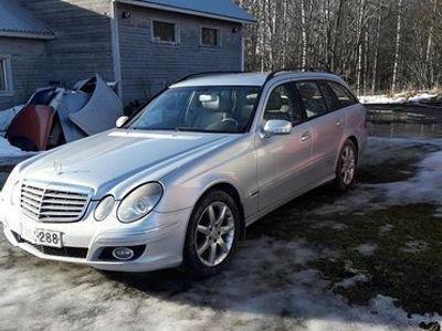 käytetty Mercedes 280 cdi-07