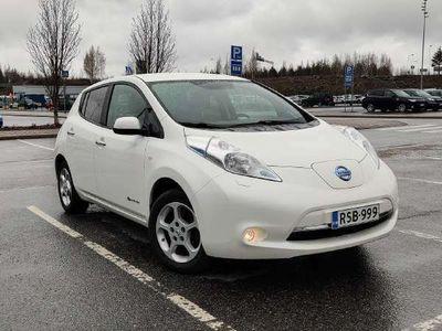 käytetty Nissan Leaf Acenta 6,6 kW charger -SÄHKÖAUTO-
