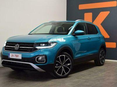 käytetty VW T-Cross - Sport 1,5 TSI 110 kW DSG