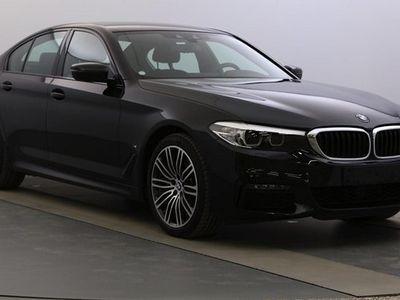 käytetty BMW 530 e M-sport Harman Navi Prof LED Tehdastakuu